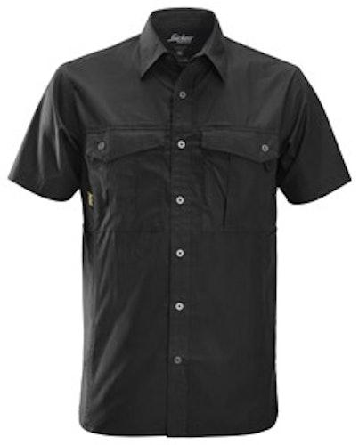 8506 Skjorta med kort ärm, Rip-Stop