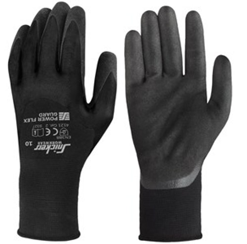 9327 Power Flex Guard Handske