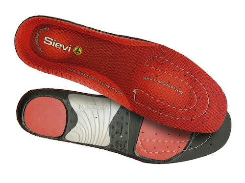 Sievi Dual Comfort Plus XL: Neutral Arch