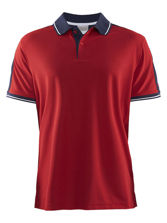NOBLE POLO PIQUE SHIRT M