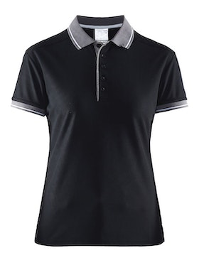 NOBLE POLO PIQUE SHIRT W