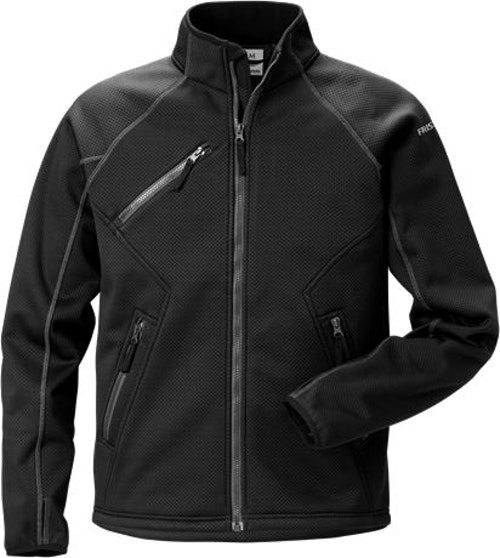 SOFTSHELL-JACKA STRETCH 4905 SSF, FRISTADS