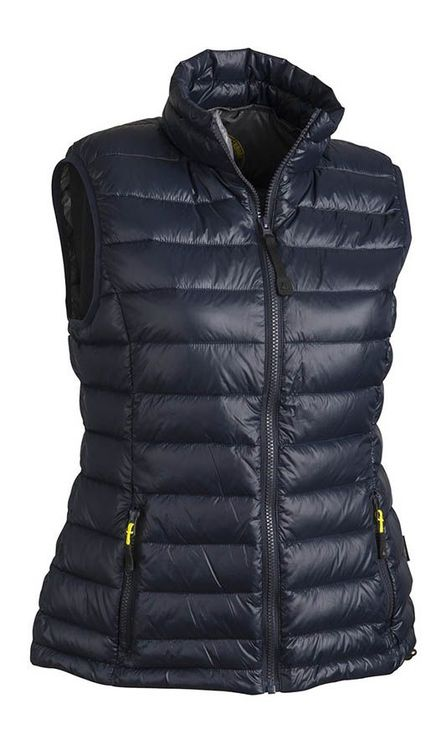 Womens light quilted vest MH-442