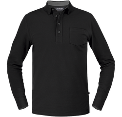 PS08 Stretch Pique Shirt Long Sleeve