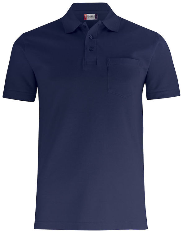 Basic Polo Pocket