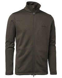 Whati Fleece Coat, DAM OCH HERR, CHEVALIER