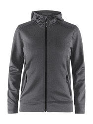 NOBLE FULL ZIP HOOD W, CRAFT