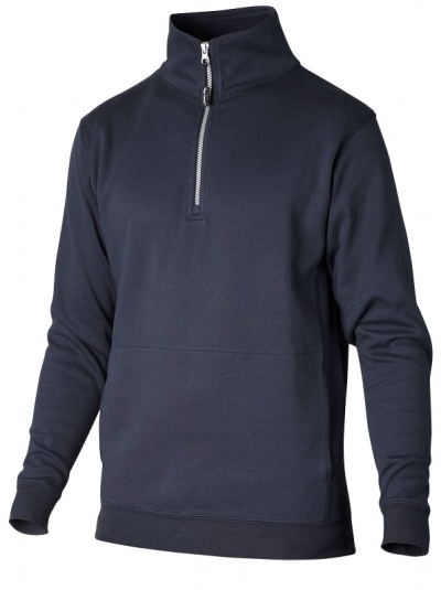 Sweatshirt zip TOP SWEDE