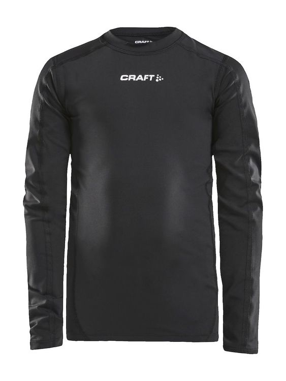 PRO CONTROL COMPRESSION LONG SLEEVE JR, CRAFT