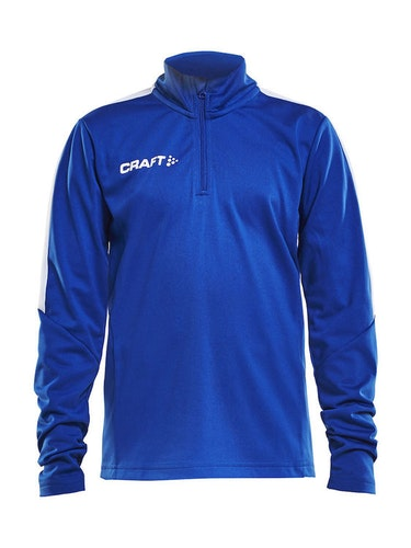 PROGRESS HALFZIP LS TEE JR, CRAFT