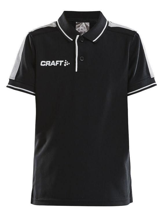 9f73851e3 PRO CONTROL POLOSHIRT JR, CRAFT - Lindahls yrkeskläder AB