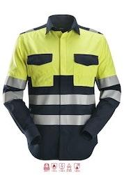 8560 ProtecWork, Långärmad skjorta Klass 1