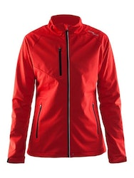 BORMIO SOFT SHELL JACKET DAM