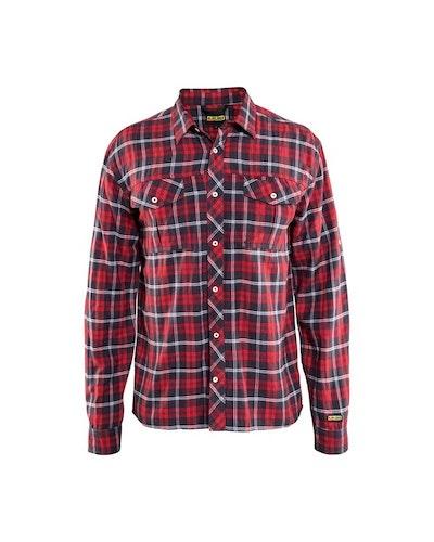 329911385689 Rutig skjorta, BLÅKLÄDER