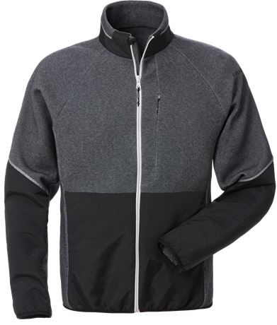 Sweatshirt-jacka 7512 DF, dam FRISTADS
