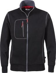 Acode sweatshirt-jacka 1748 DF, dam