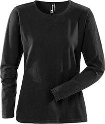 Acode långärmad T-shirt stretch 1927 ELA, dam