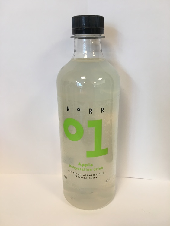 Norr o1 Apple Rehydration drink