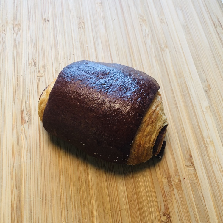 Mini pain au chocolate