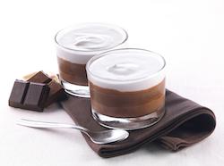 Trio choklad