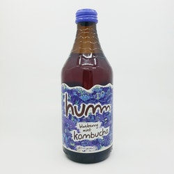 Humm Kombucha Blueberry Mint