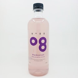Norr o8 Blackcurrant Rehydration drink 50 cl