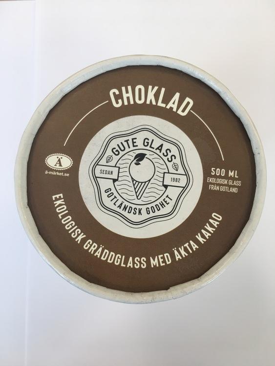 Choklad Glass 500ml