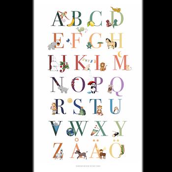 ABC-tavla