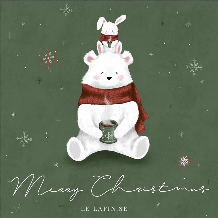 Hot chocolate - Merry Christmas