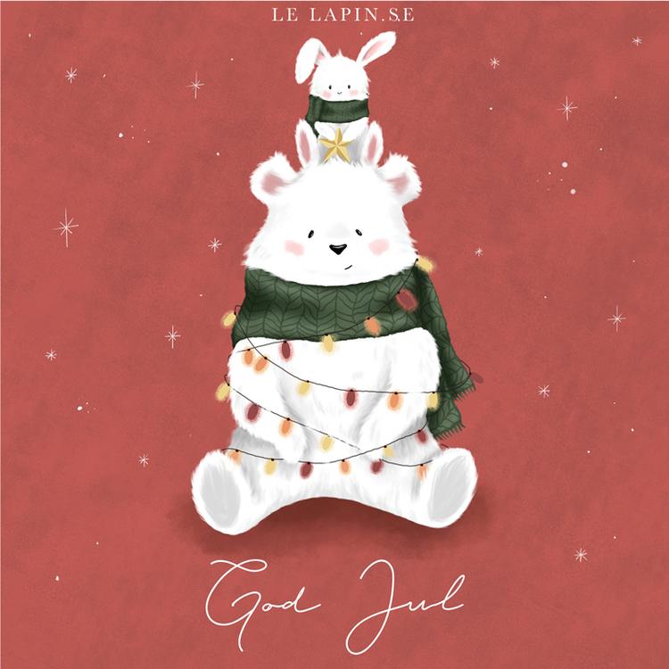 Christmas tree - God Jul