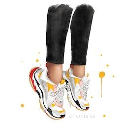 Balenciaga Sneakers - Vykort