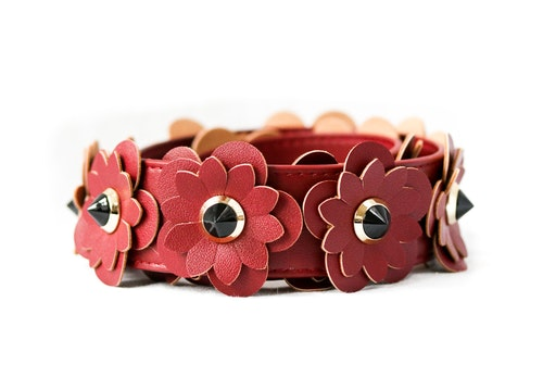 Blossom Red Bagstrap
