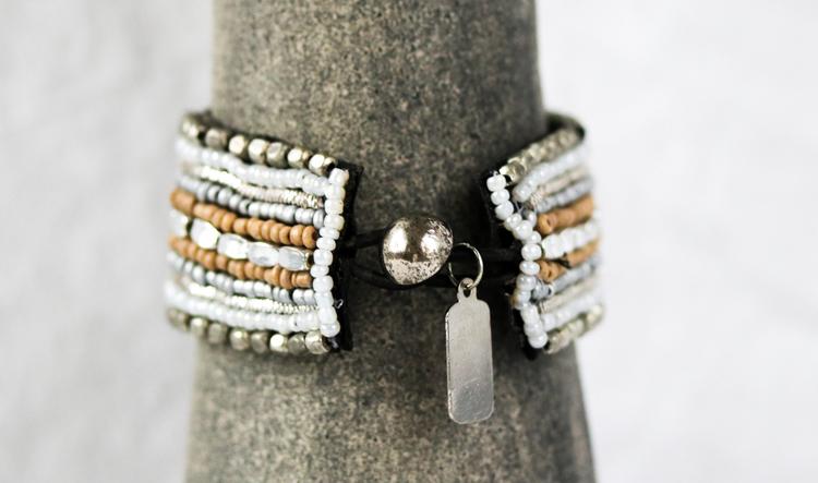 Palermo Bracelet Silver