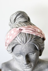 Poppy Hairband Light Pink