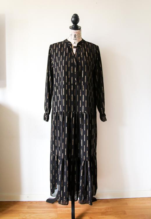 Långklänning Tindra