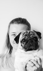 [Pug Perfect] Always Poster
