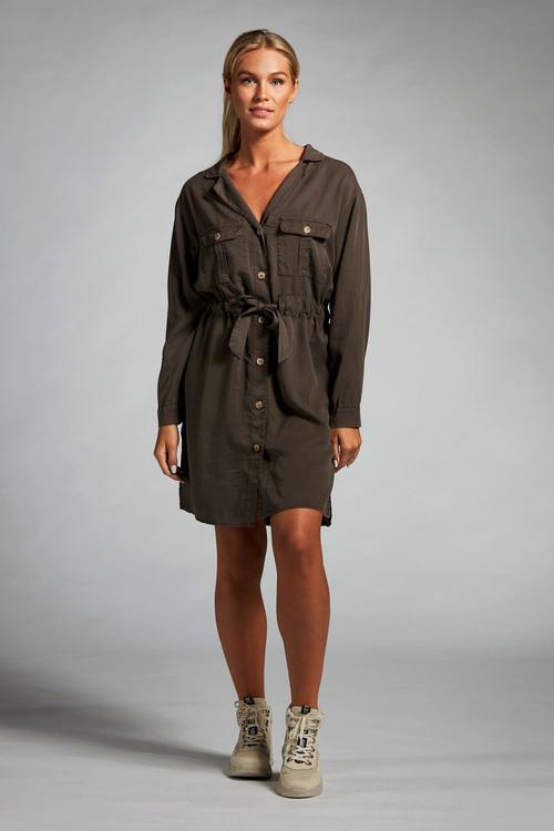 """Dress """"Army"""" - Brownie"""