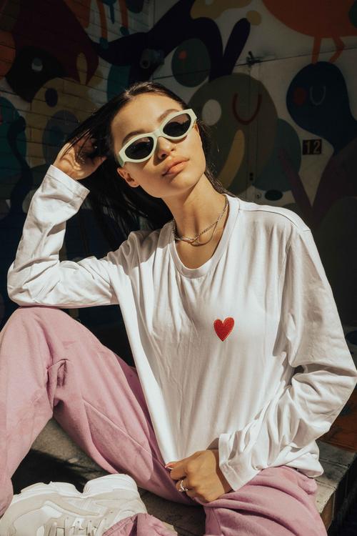 Love Longsleeve t-shirt