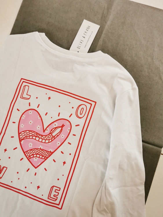 Love Longsleeve t-shirt