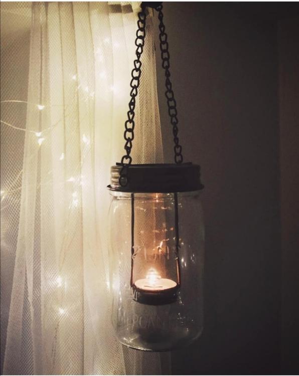 Ljuslykta 'Atmosfär'