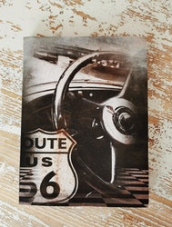 Notebook - Route 66
