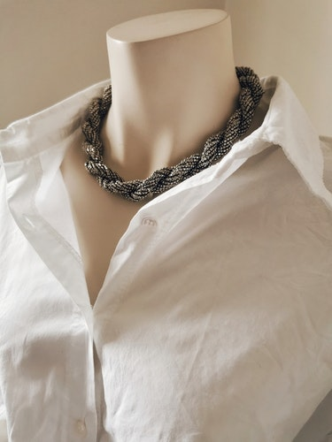 Necklace Lauren - Silver