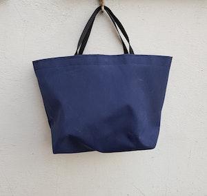 Matlådeväska/ Lunch Bag  - (Större) mörkt blå