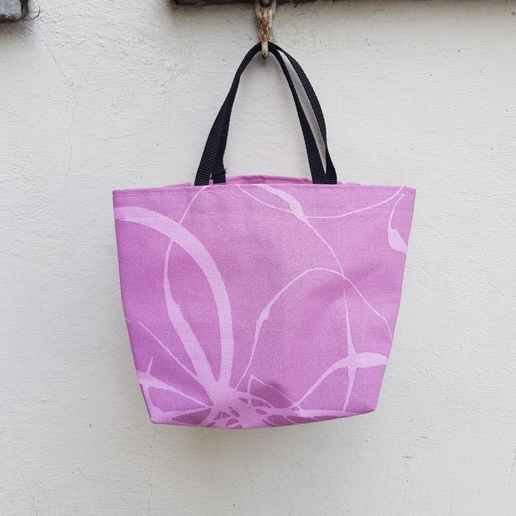 Matlådeväska/ Lunch Bag - Rosa (Mindre)