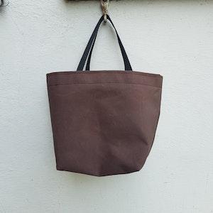 Bästa kassen (small) - brun