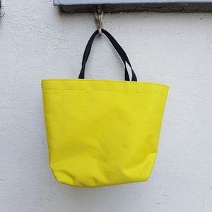 Matlådeväska/Lunch Bag - (Mindre)  gulgrön