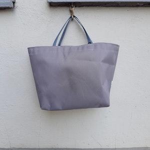 Matlådeväska/ Lunch Bag - Grå (Större)