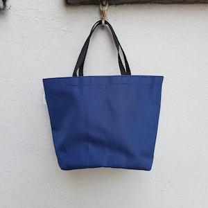 Matlådeväska/ Lunch Bag - Mörkt blå (Mindre)