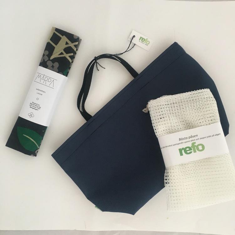 Kit för kliMATsmarta -blått