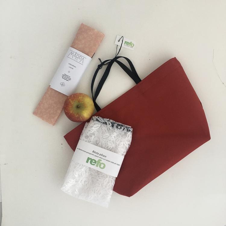 Kit för kliMATsmart - rött